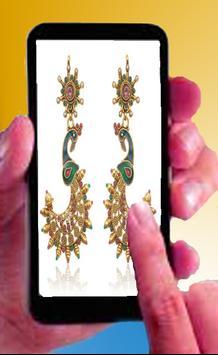 Ear wearing jewellery Design apk screenshot