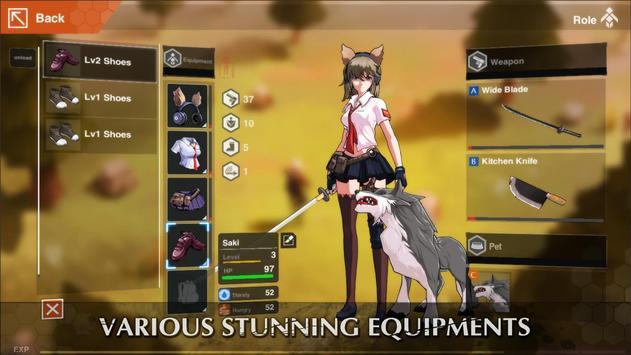 Zgirls II-Last One screenshot 1