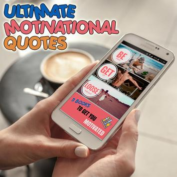 Motivational Quotes Ultimate poster