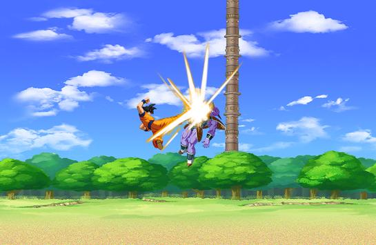 Super Goku Saiyan Fight Z apk screenshot