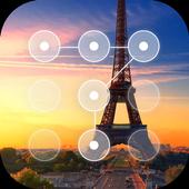Eiffel Tower Theme for XLocker icon
