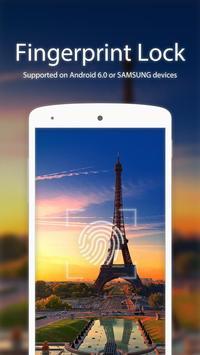 Eiffel Tower Theme for XLocker poster