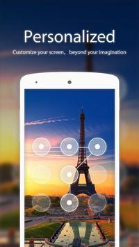 Eiffel Tower Theme for XLocker screenshot 2