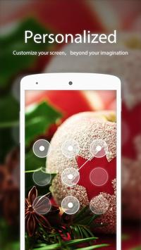 Christmas Apple Applock theme screenshot 2