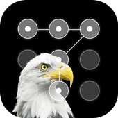 High cold Eagle Theme for free icon