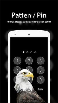 High cold Eagle Theme for free screenshot 1