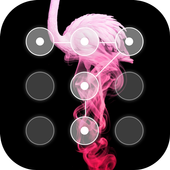 FlamingoTheme with PIN/Pattent icon