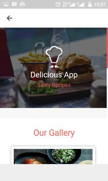 Indian Quick Recipes apk screenshot