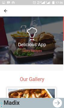 Lasagna Quick Recipes apk screenshot
