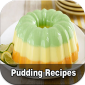 Pudding Quick Recipes icon