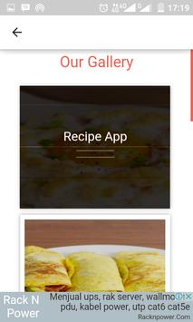 Pudding Quick Recipes apk screenshot