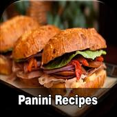 Panini Quick Recipes icon