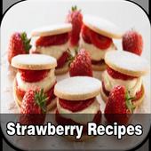 Strawberry Quick Recipes icon