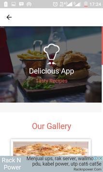 Strawberry Quick Recipes apk screenshot