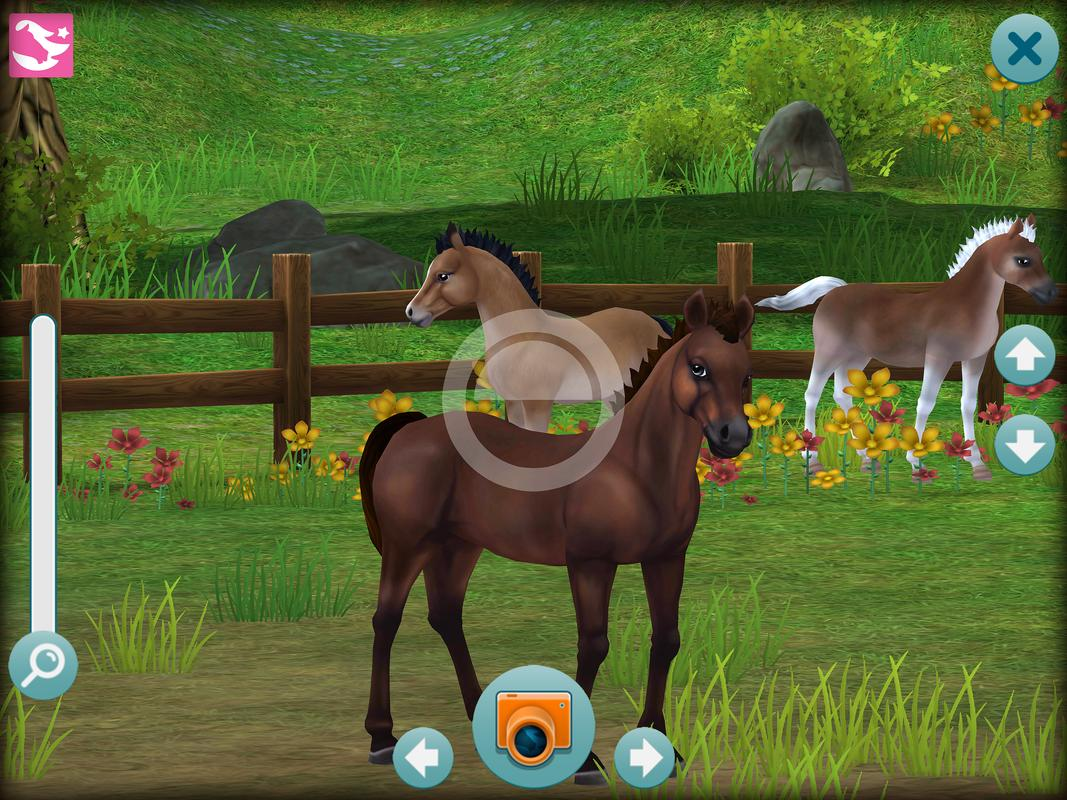 Star Stable Horses Apk Download Free Simulation Game For