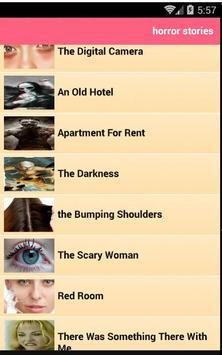 horror stories screenshot 1
