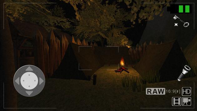 Infested - escape horror game apk screenshot