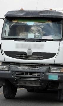 Wallpaper Renault Kerax Truck poster