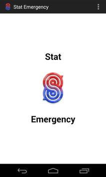 Stat Emergency poster