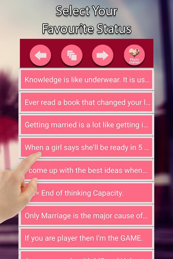 Funny Status For Whatsapp For Android Apk Download