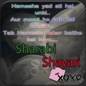 Sharabi Shayari & Status icon