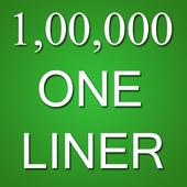 One Line Status icon