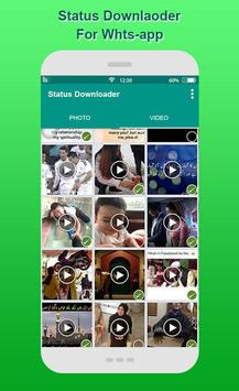 Real Status Downloader for Whatsapp screenshot 2