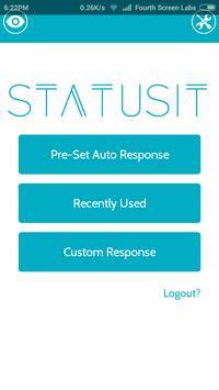 StatusIT apk screenshot