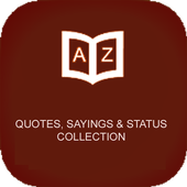 Quotes, Sayings & Status Collection icon
