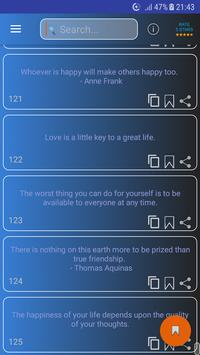 Quotes, Sayings & Status Collection poster