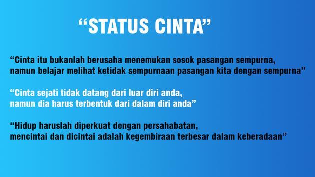 Status Kekinian (FB, WA, BM) 海報