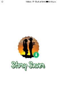Status Saver for WhatsApp poster