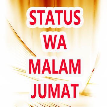 Status WA Malam Jumat poster