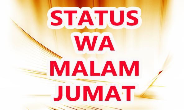 Status WA Malam Jumat screenshot 1