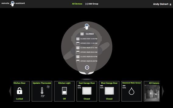 VPS Remote Assistant screenshot 3