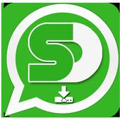Free Status Downloader Whatsapp icon