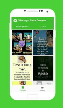 Free Status Downloader Whatsapp poster