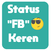 Status fb Keren icon
