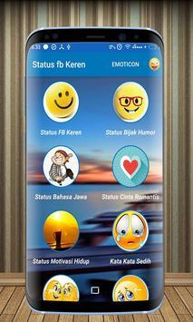 Status fb Keren poster