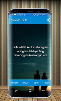Status fb Keren screenshot 2