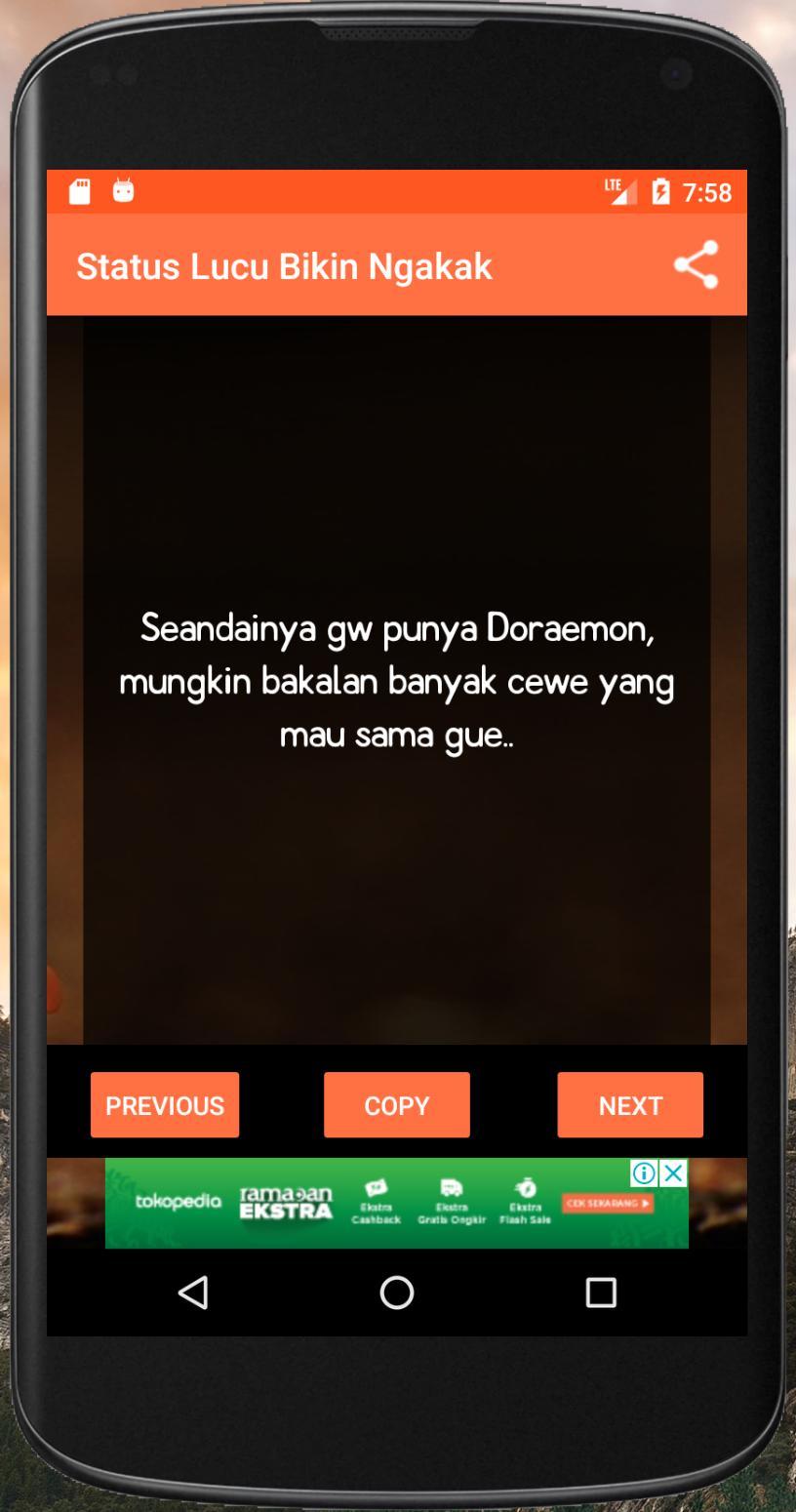 Status Lucu Bikin Ngakak For Android APK Download