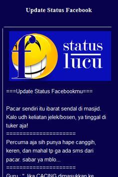 Status Gokil apk screenshot