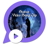 Status Video Song Clip icon