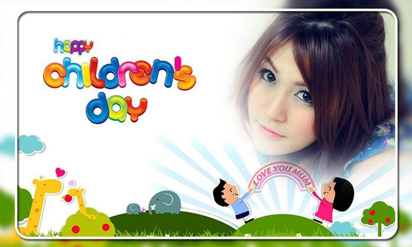 Children Day Photo Frames for Android - APK Download