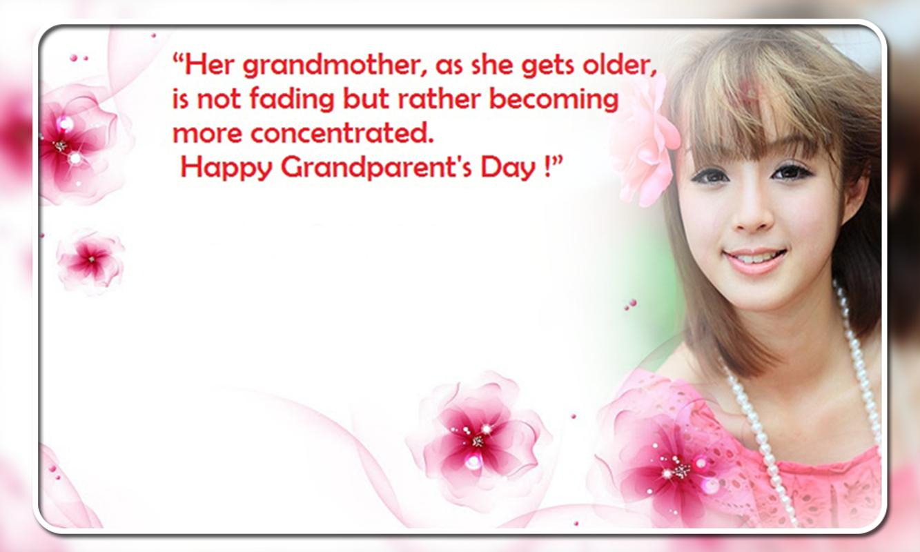 Grandparents Day Photo Frames for Android - APK Download