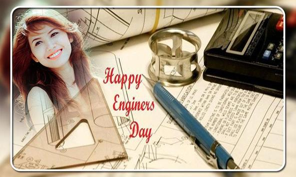 Engineers Day Photo Frames poster