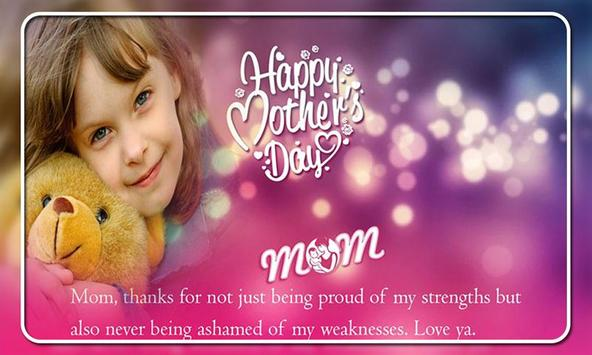 Mothers Day Photo Frames screenshot 1
