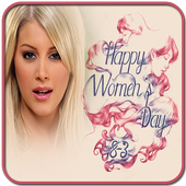 Womens Day Photo Frames icon