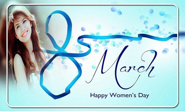Womens Day Photo Frames poster
