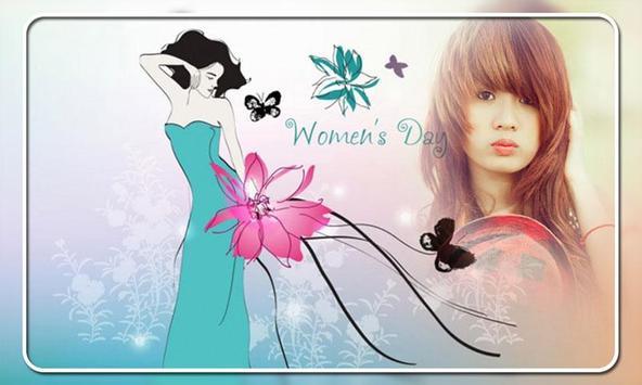 Womens Day Photo Frames screenshot 1